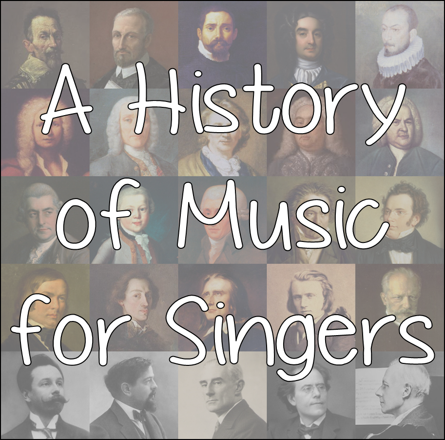 A history of music for singers the baroque era for Origin of the word baroque