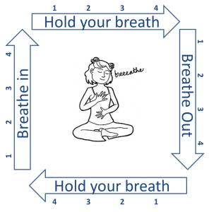 Exercises for Beginners: Square Breathing | Discover Singing